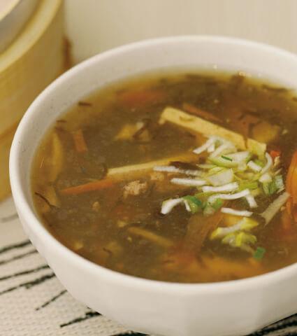 本日のスープの写真
