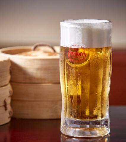 オリオン生(ドラフト)&ノンアルコールビールの写真