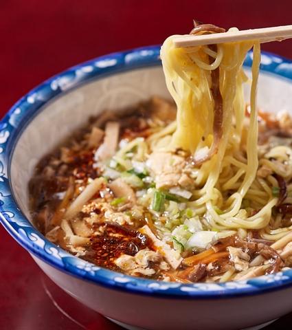 サンラータン麺の写真