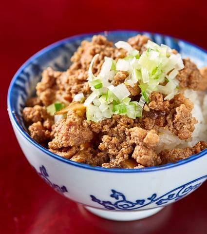 魯肉飯の写真