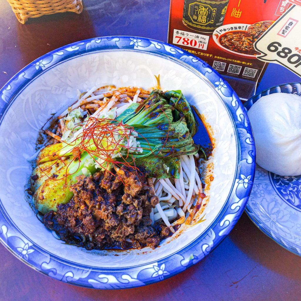 暑い日もタイロンの麻辣麺で体力チャージ!!!の写真
