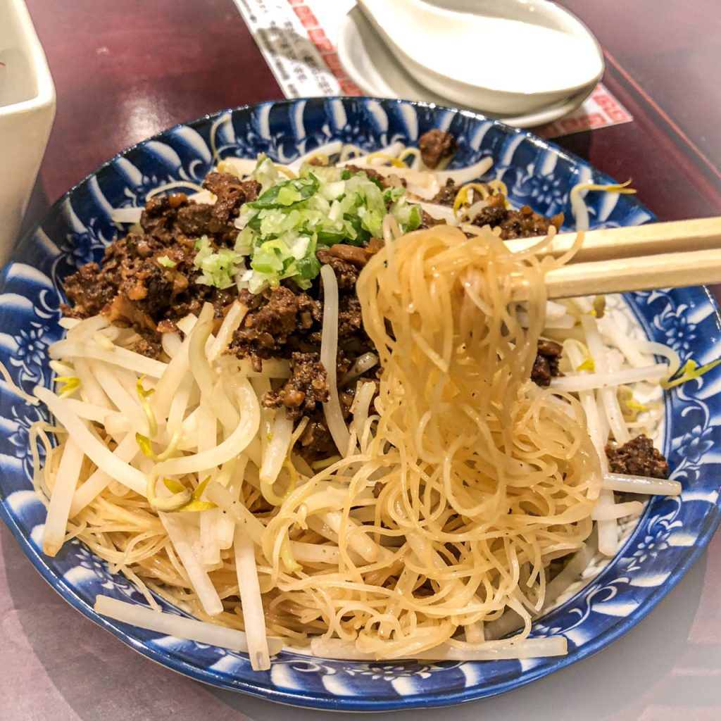 本場台湾夜市の味「焼きビーフン」❗️の写真