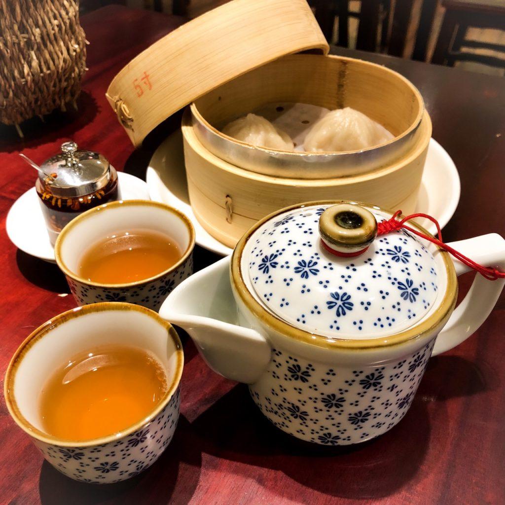 ランチタイムだけの特別サービス!台湾茶を無料で提供させて頂きます。の写真